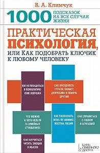 Виталий Климчук - Практическая психология, или Как подобрать ключик к любому человеку. 1000 подсказок на все случаи жизни
