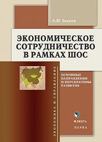 А. И. Быков -Экономическое сотрудничество в рамках ШОС. Основные направления и перспективы развития