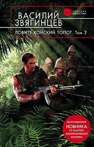 Василий Звягинцев -Ловите конский топот. Том 2. Кладоискатели