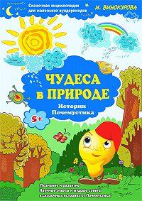 Ирина Винокурова - Сказочная энциклопедия для маленьких вундеркиндов. Чудеса в природе