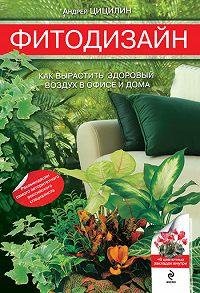 Андрей Николаевич Цицилин -Фитодизайн. Как вырастить здоровый воздух в офисе и дома