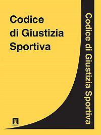 Italia - Codice di Giustizia Sportiva