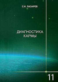 Сергей Лазарев - Диагностика кармы. Книга 11. Завершение диалога