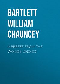 William Bartlett -A Breeze from the Woods, 2nd Ed.