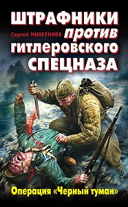 Сергей Михеенков - Штрафники против гитлеровского спецназа. Операция «Черный туман»