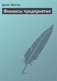 Денис Шевчук -Финансы предприятия