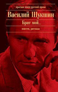 Василий Шукшин -Хмырь