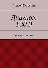 Андрей Юровник -Диагноз: F20.0. Записки издурдома