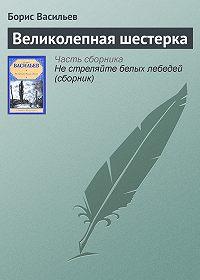 Борис Васильев -Великолепная шестерка