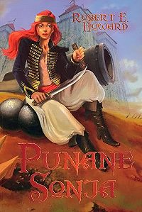 Robert Howard - Punane Sonja