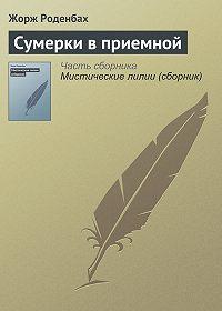 Жорж Роденбах -Сумерки в приемной