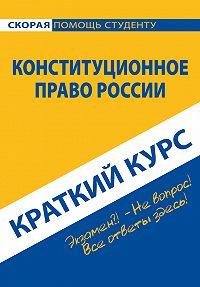 Коллектив авторов -Конституционное право России. Краткий курс