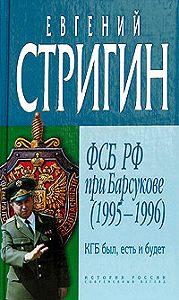 Евгений Стригин -КГБ был, есть и будет. ФСБ РФ при Барсукове (1995-1996)