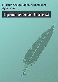 Михаил Александрович Каришнев-Лубоцкий -Приключения Лютика