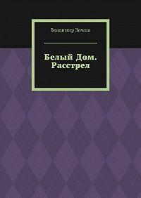 Владимир Земша -БелыйДом. Расстрел