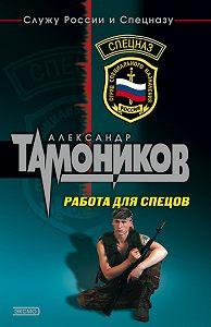 Александр Тамоников - Работа для спецов