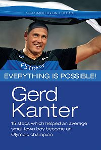 Gerd Kanter -Gerd Kanter. Everything is possible!