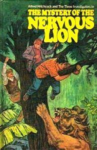 Ник Вест -Тайна нервного льва