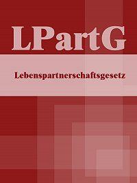 Deutschland -Lebenspartnerschaftsgesetz – LPartG