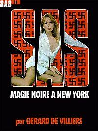 Жерар Вилье -Черная магия в Нью-Йорке