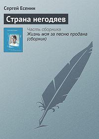 Сергей Есенин -Страна негодяев