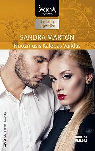 Sandra Marton -Nuožmusis Kalebas Vaildas