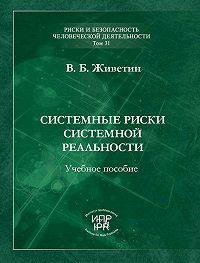 Владимир Живетин - Системные риски системной реальности