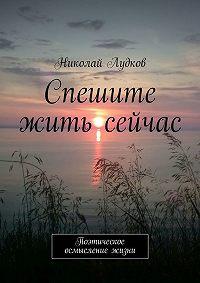 Николай Лудков -Спешите жить сейчас. Поэтическое осмысление жизни
