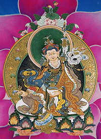 Падмасамбхава -Жизнеописание