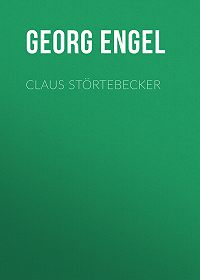 Georg Engel -Claus Störtebecker