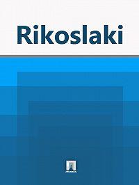 Suomi -Rikoslaki