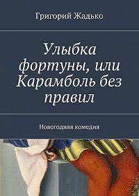 Григорий Жадько - Улыбка фортуны, или Карамболь без правил. Новогодняя комедия