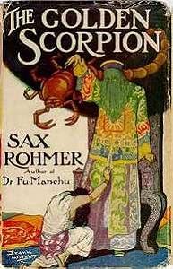 Сакс Ромер -Золотой скорпион