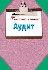 Павел Юрьевич Смирнов -Аудит