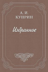 Александр Куприн - Мой паспорт