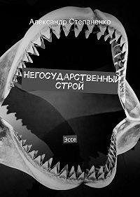 Александр Степаненко - Негосударственный строй