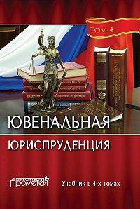 Коллектив авторов -Ювенальная юриспруденция. Том 4