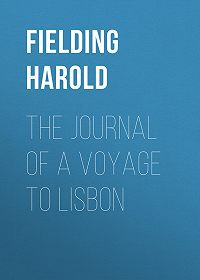 Harold Fielding -The Journal of a Voyage to Lisbon