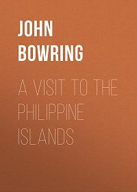 John Bowring -A Visit to the Philippine Islands
