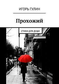 Игорь Гулин -Прохожий. Стихи для души