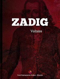Voltaire -Zadig ehk Saatus