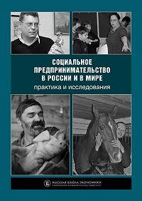 Коллектив Авторов -Социальное предпринимательство в России и в мире: практика и исследования