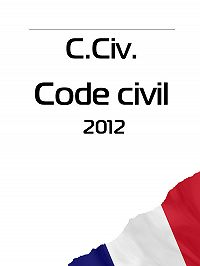 France -C. Civ. Code civil 2012