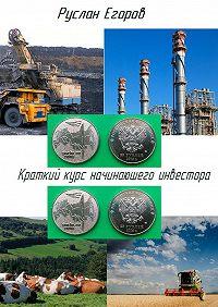 Руслан Егоров -Краткий курс начинающего инвестора