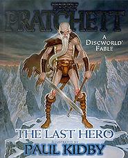 Терри Пратчетт -Последний герой