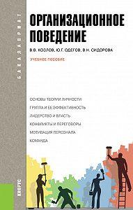 Михаил Кулапов -Организационное поведение
