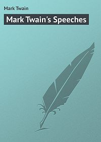 Mark Twain -Mark Twain's Speeches