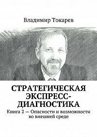 Владимир Токарев - Стратегическая экспресс-диагностика. Книга 2 – Опасности ивозможности вовнешней среде