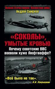 Андрей Смирнов - «Соколы», умытые кровью. Почему советские ВВС воевали хуже Люфтваффе?