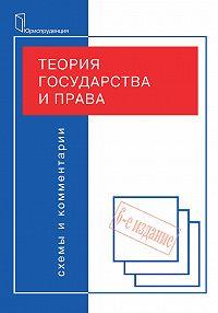 Коллектив авторов - Теория государства и права. Схемы и комментарии